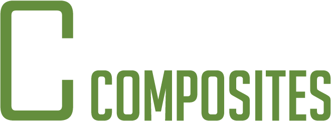 National Composites Logo Reversed