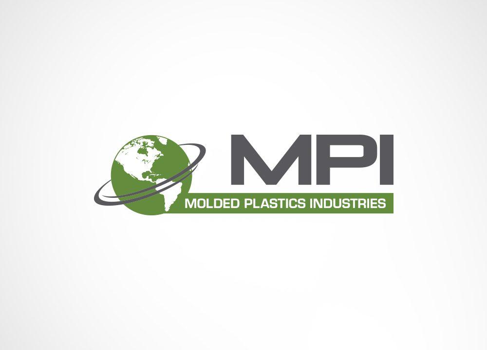 Molded Plastics Industries (MPI) Logo