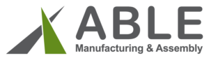 2021 Able Manufacturing Logo