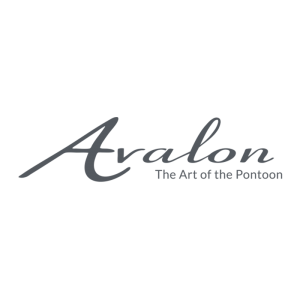 Avalon Logo - The Art of the Pontoon