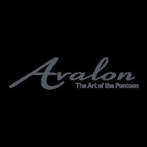 Avalon Logo - The Art of the Pontoon