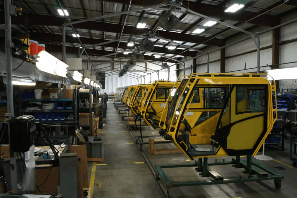 Able Manufacturing Lean