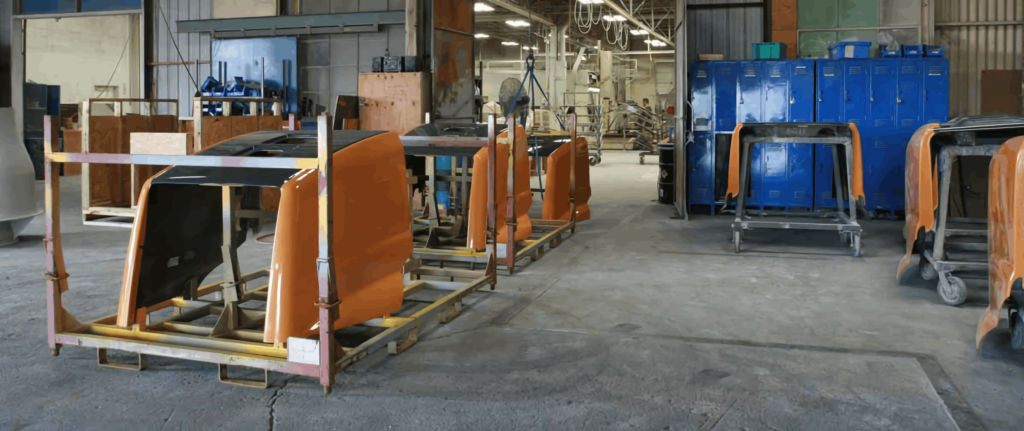 Able Manufacturing Paint